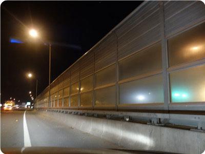 高速公路声屏障07