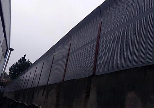 忻州矿用声屏障安装
