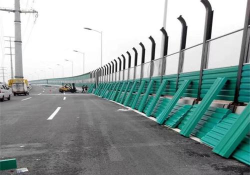 青海西宁高架桥声屏