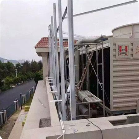 冷却塔声屏障施工图